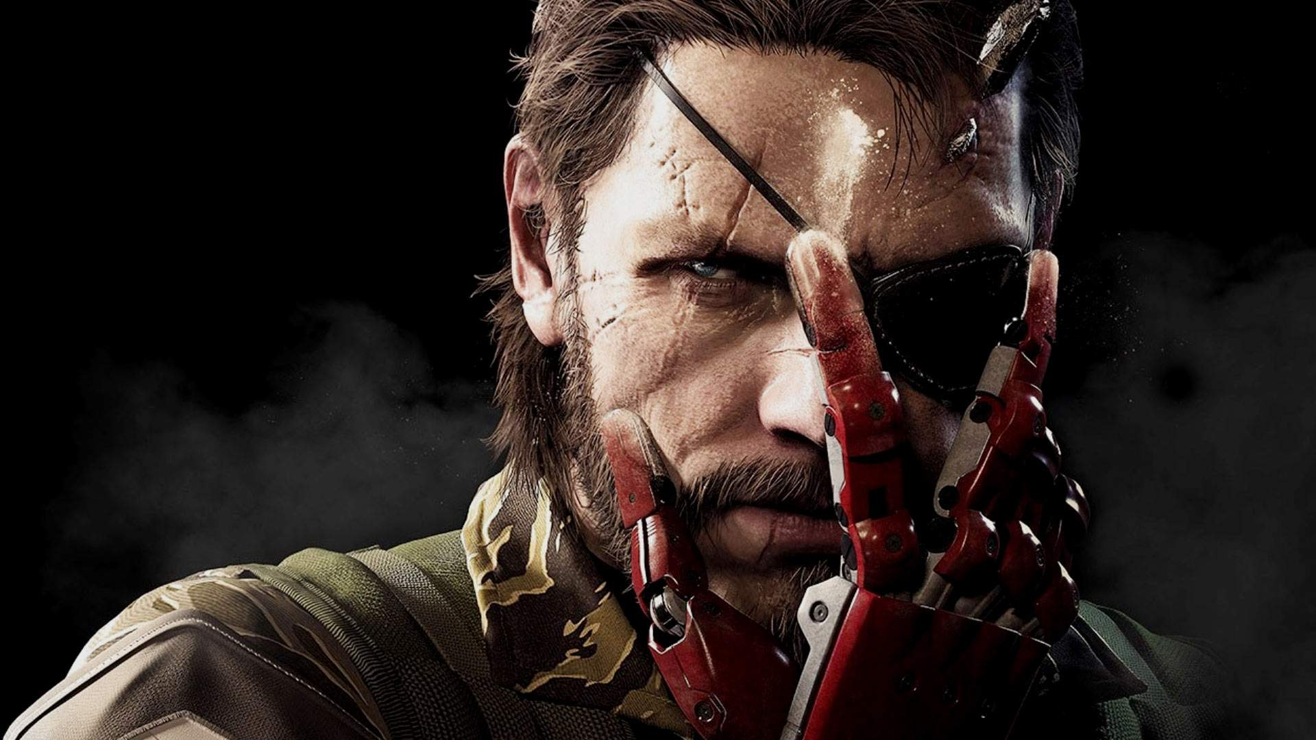 Metal Gear Solid V: The Phantom Pain widescreen