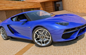 Lamborghini Asterion LPI 910-4 hd background