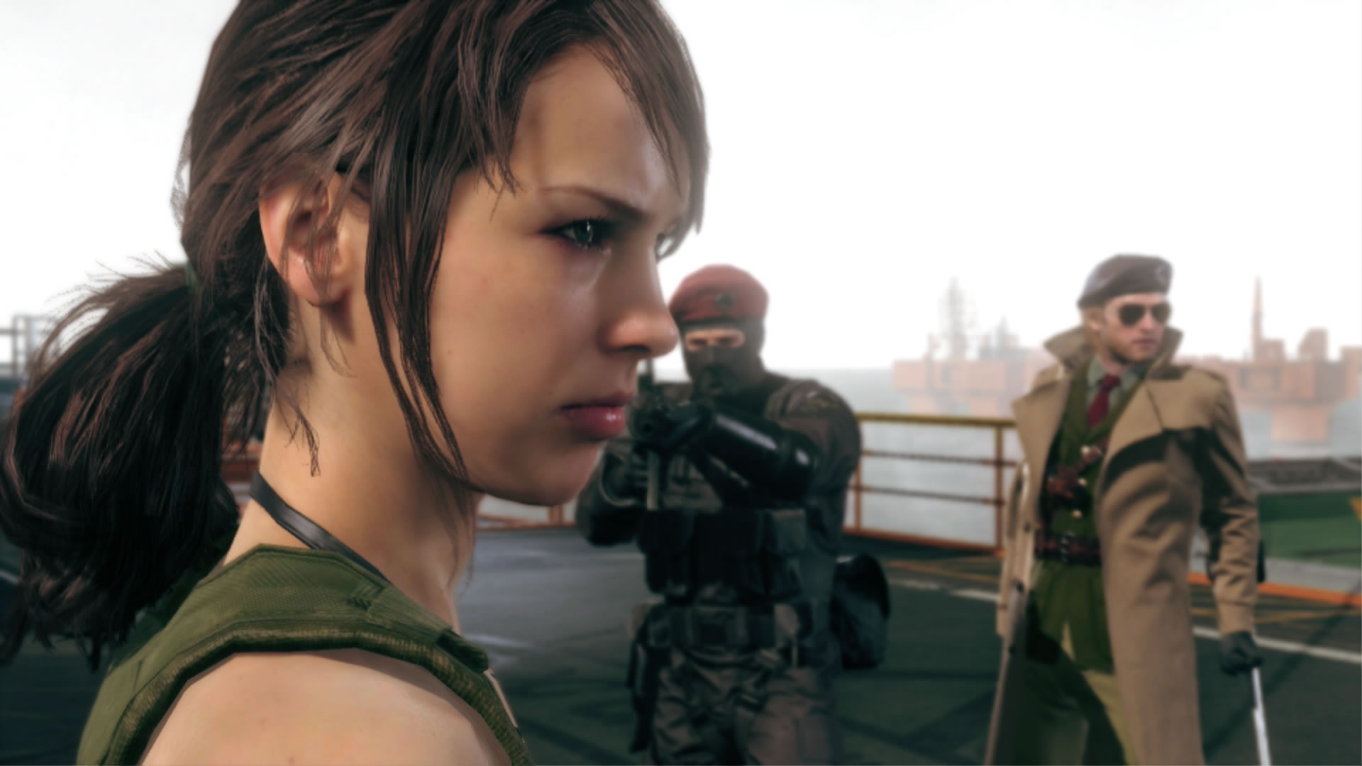Metal Gear Solid V: The Phantom Pain high definition wallpapers