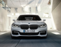 BMW 7 Series 2016 photos