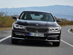 BMW 7 Series 2016 pictures