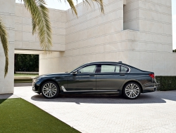 BMW 7 Series 2016 ultra hd