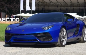 Lamborghini Asterion LPI 910-4 PC wallpapers