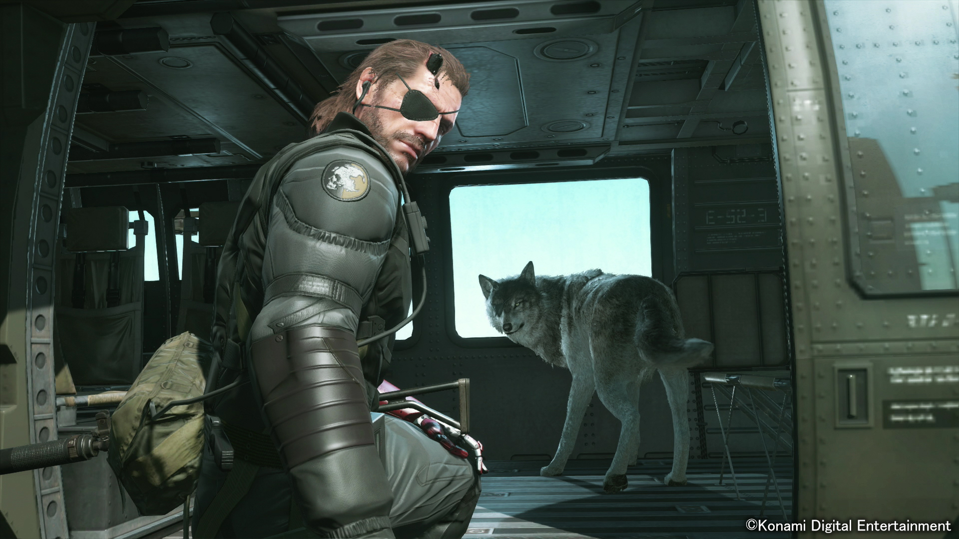Metal Gear Solid V: The Phantom Pain wallpapers hd