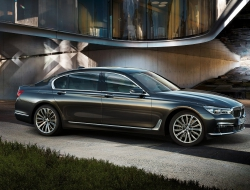 BMW 7 Series 2016 high quality wallpapers
