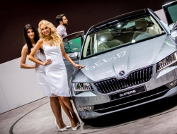 Skoda Superb 2015 hd wallpaper