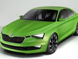 Skoda Vision C free download