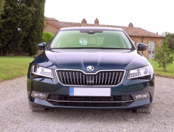 Skoda Superb 2015 free download