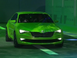 Skoda Vision C download