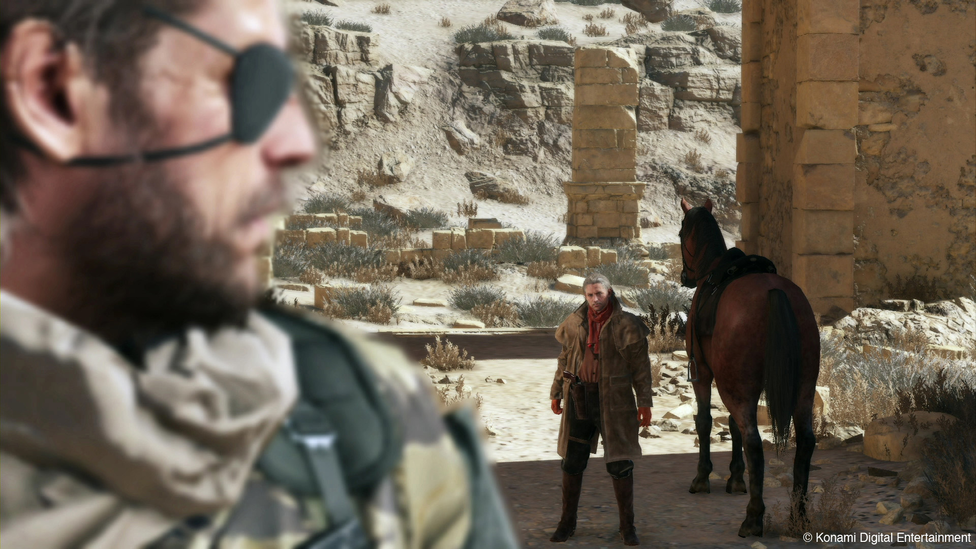 Metal Gear Solid V: The Phantom Pain pic
