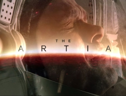 The Martian desktop wallpaper