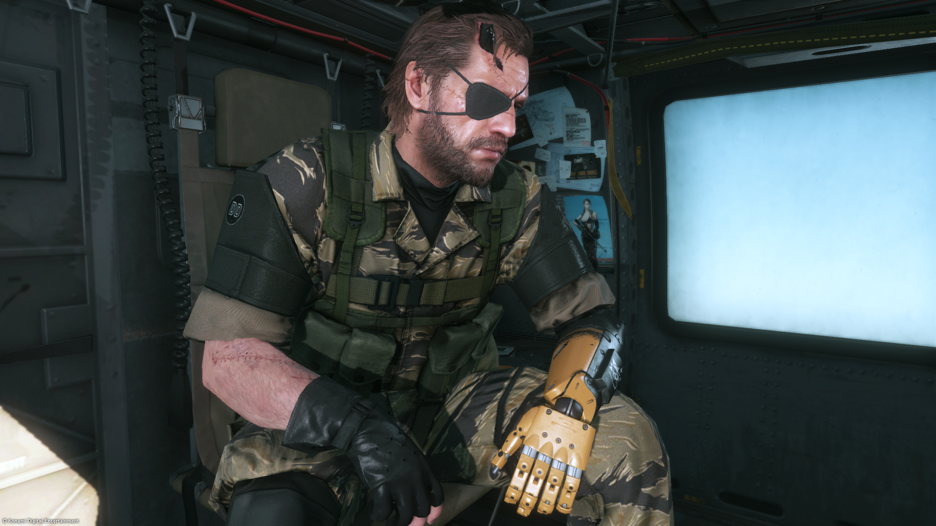 Metal Gear Solid V: The Phantom Pain photos