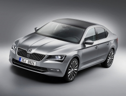 Skoda Superb 2015 pictures