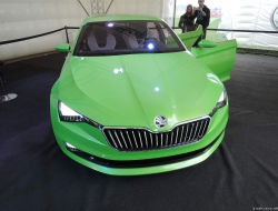 Skoda Vision C wallpapers hd