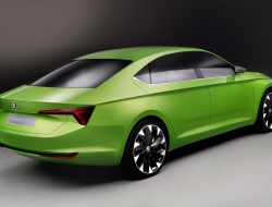 Skoda Vision C wallpapers