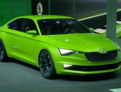 Skoda Vision C new wallpapers