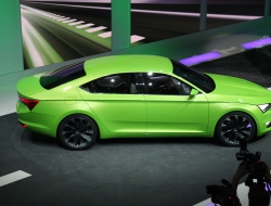 Skoda Vision C hd photos