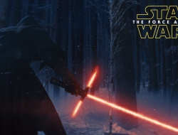 Star Wars: The Force Awakens background