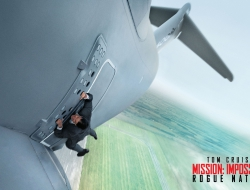 Mission: Impossible – Rogue Nation wallpaper