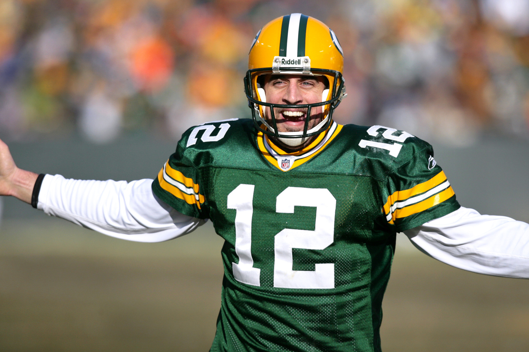 Aaron Rodgers HD Wallpaper
