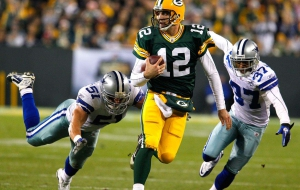 Aaron Rodgers HD