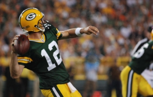 Aaron Rodgers photos