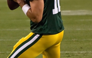 Aaron Rodgers iphone HD wallpaper