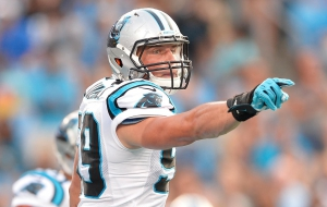 Luke Kuechly wallpapers and backgrounds