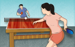Ping Pong wallpapers and backgrounds