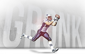 Rob Gronkowski desktop wallpapers