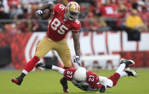 Vernon Davis wallpaper for laptop