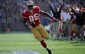 Vernon Davis PC wallpapers