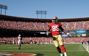 Vernon Davis desktop wallpaper