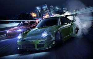 Need for Speed 2015 PC wallpapers