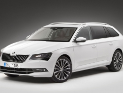 Skoda Superb Combi new wallpapers