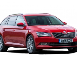 Skoda Superb Combi download