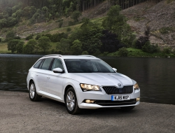 Skoda Superb Combi wallpaper