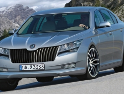 Skoda Superb Combi high quality wallpapers