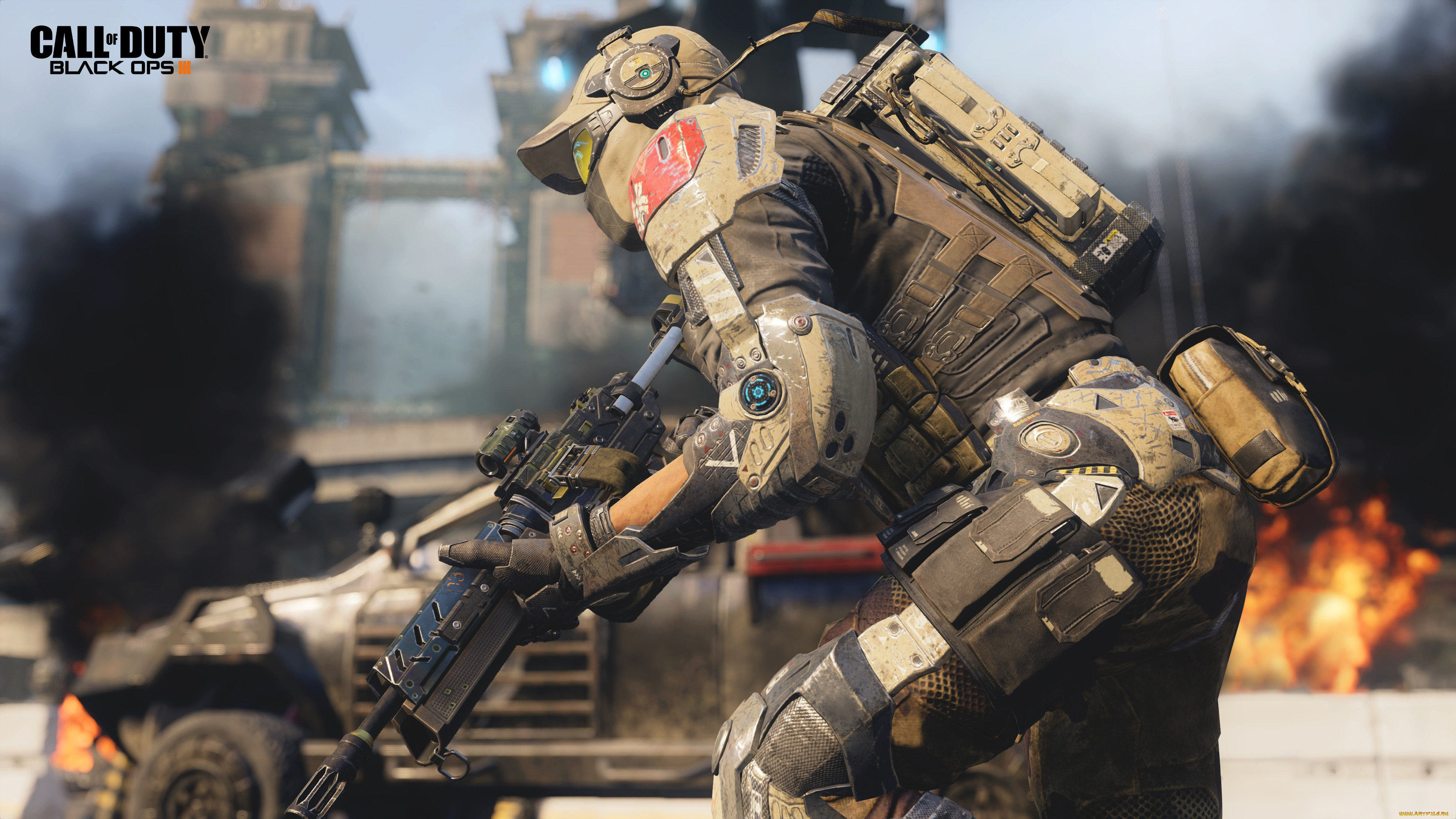Call Of Duty Black Ops 3 Hd Wallpapers Free Download