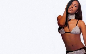 Aaliyah Sexy Wallpapers