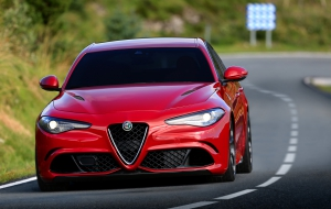 Alfa Romeo Giulia 2015 Wallpapers