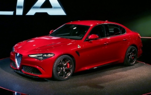 Alfa Romeo Giulia 2015 Wallpapers and Backgrounds