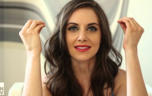 Alison Brie High Definition Wallpapers
