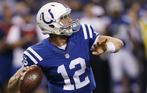 Andrew Luck Widescreen