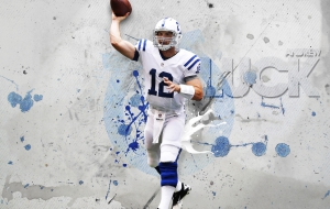 Andrew Luck Desktop