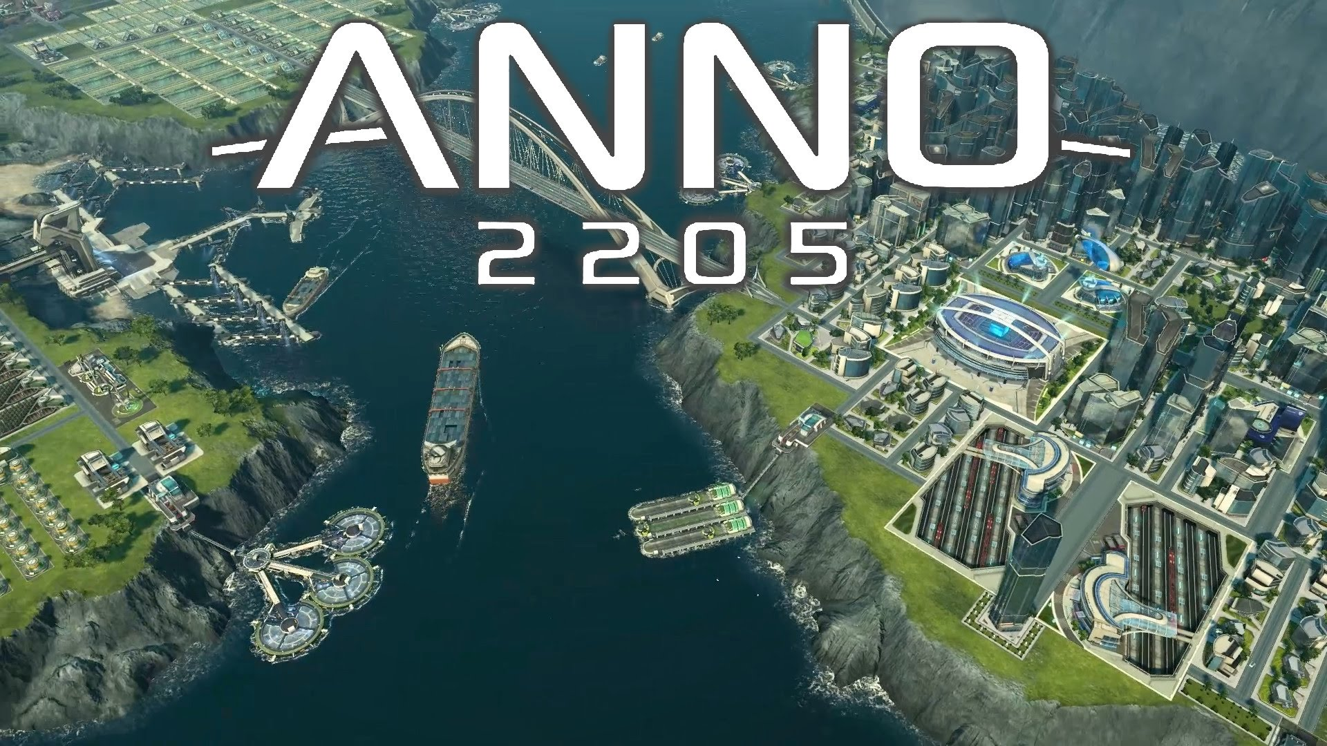 Anno 2205 Download for Desktop