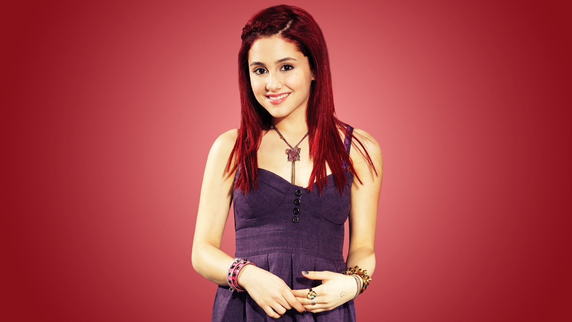 Ariana Grande HD desktop wallpapers - 496.5KB