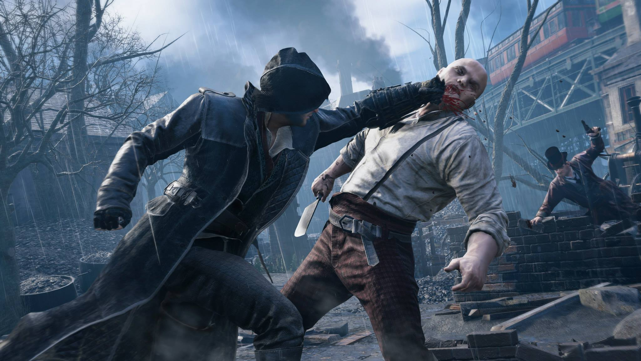 Assassins creed syndicate hd wallpapers free download assassins creed syndicate wallpapers voltagebd Gallery