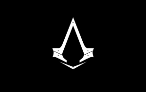 Assassin's Creed: Syndicate black logo