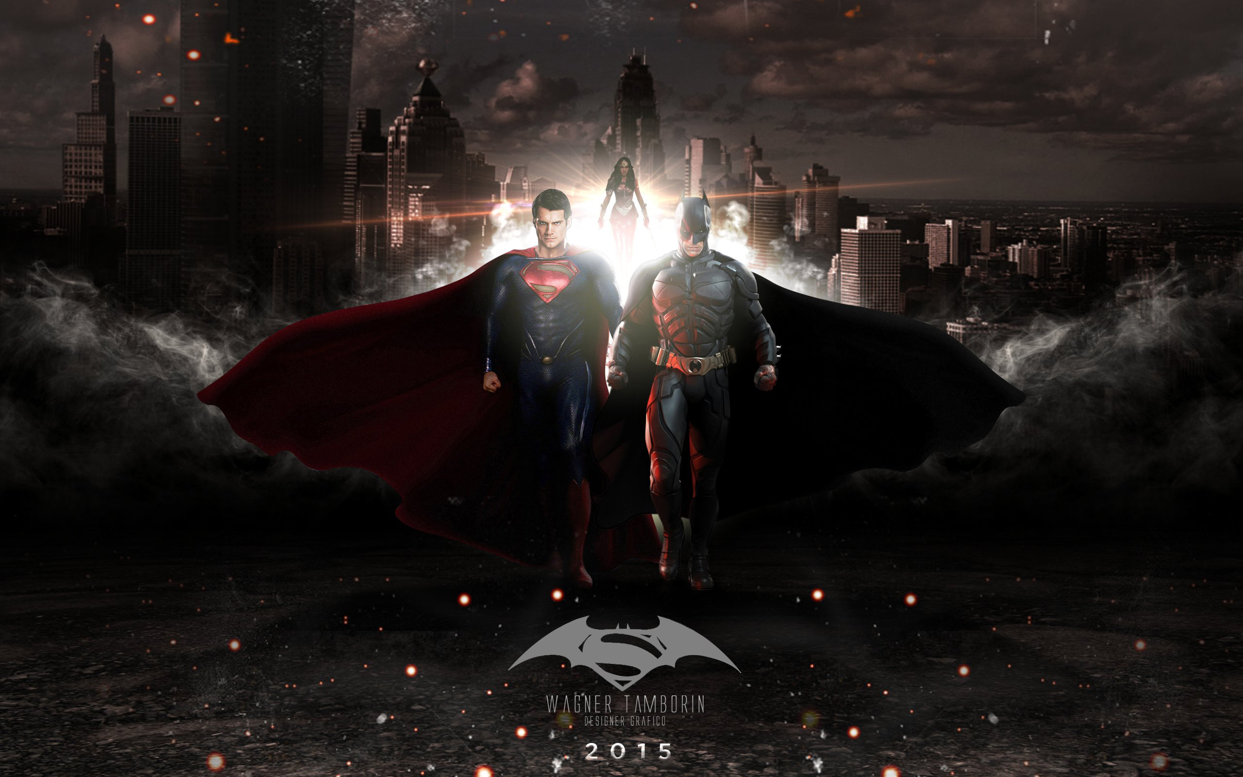 Batman V Superman Dawn Of Justice HD Desktop